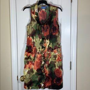 Simply Vera Vera Wang Floral Dress